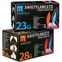Wellion SafetyLancets