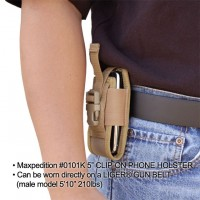 5'' Clip On Phone Holster