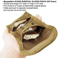 Surgical Gloves Pouch
