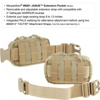 Janus Extension Pocket