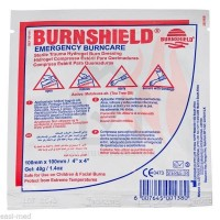Compressa Estéril Burnshield Hidrogel