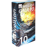 Wellion Galileo Tiras Colesterol