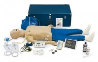 ALS DELUXE PLUS CRISIS- MANIKIN WITH CPR METRIX AND IPAD