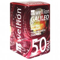 Wellion Galileo Tiras Glucose
